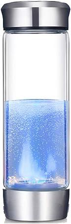 RDREAM - Botella de Agua hidrogenada alcalina con purificador y ...