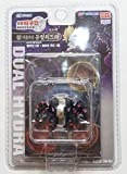 Sega Toys Bakugan Battle Brawlers : Dual Hydranoid Darkus, Black with Card