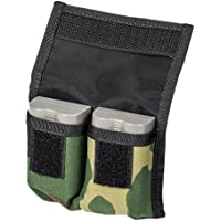 LensCoat bpd22fg 4-Battery Pouch for DSLR (Forest Green Camo)