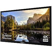 SunBriteTV Outdoor TV 43-Inch Veranda 4K Ultra HD LED Weatherproof Television - SB-4374UHD-BL Black