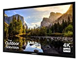 SunBriteTV Outdoor TV 43-Inch Veranda 4K Ultra HD LED Weatherproof Television - SB-4374UHD-BL Black