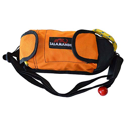 Rope Throw Bag - Salamander Retriever Kayak Rescue Throw Rope Bag & Tow Tether