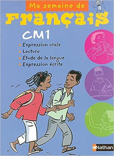 Ebooks Et Telechargement Ma Semaine De Francais Cm1 Pdf Fb2