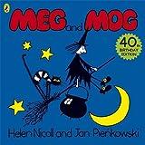 Meg and Mog by Nicoll, Helen, Pienkowski, Jan (2012) Paperback