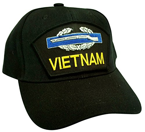 at Infantry Badge (CIB) Low Profile Adjustable Ball Cap (Vietnam Military Ball Cap)