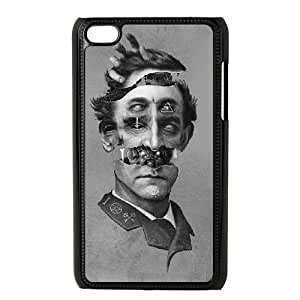 iPod Touch 4 Case Black THE VISIONARY O3O2ZC