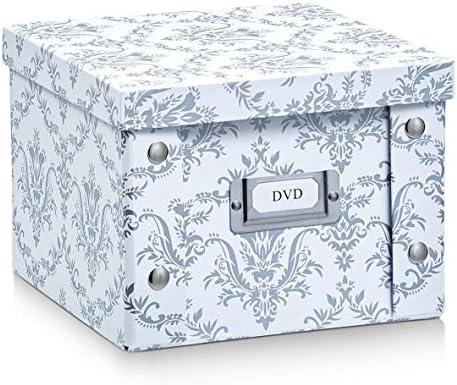 2 x Zeller caja de DVD