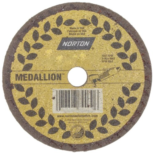 Cut Medallion (Norton 89030 3