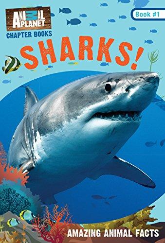 Sharks! (Animal Planet Chapter Books #1) (Volume 1) (Animal Planet Chapter Books (Volume -
