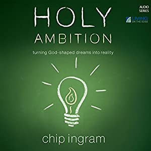 Holy Ambition Lecture