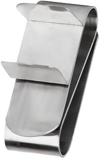 F Fityle Billard Magnétique Billard Table De Billard Queue en Métal Craie Titulaire W Ceinture Clip Nouveau