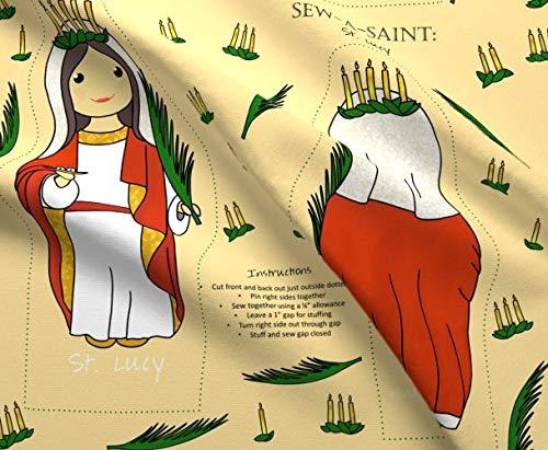 Saint Lucia Saint Lucy Sew-a-Saint