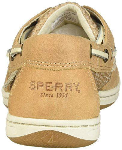 Sider Women's Boat Koifish Mesh Sperry Shoe Top Linen Aqwp55