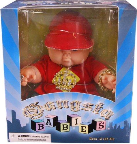 Mezco Toyz Gangsta Babies Big Deuce