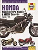 Honda Ntv600 Revere, Ntv650 and Nt650V Deauville Service and Repair Manual (Haynes Service and Repair Manuals)