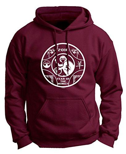 Chinese Talisman Monkey Premium Sweatshirt