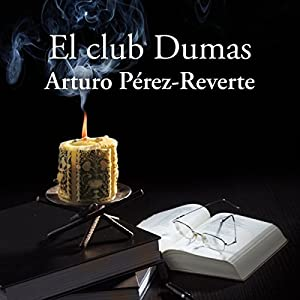 El club Dumas[The Dumas Club] Audiobook