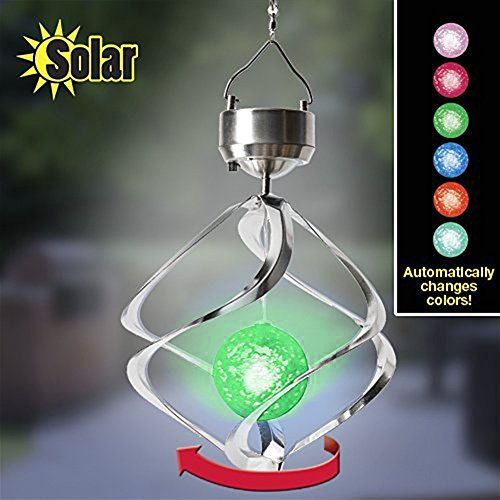Review StillCool Solar Wind Chime