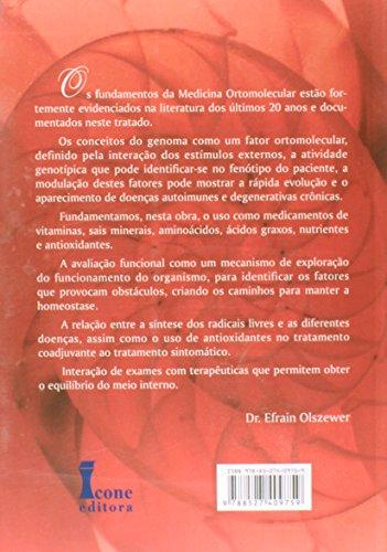 Tratado de Medicina Ortomolecular e Bioquímica Médica
