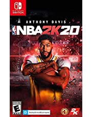 NBA 2K20 Standard Edition for Nintendo Switch - Standard