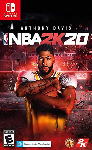 NBA 2K20 Nintendo Switch 1