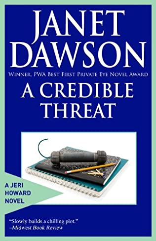 book cover of A Credible Threat