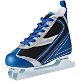Roller Derby Boy's Lake Placid Starglide Double Runner Figure Ice Skate