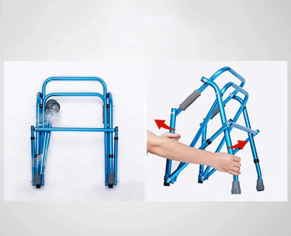 Amazon.com: LshkyZXQ - Rueda de apoyo para caminar de 3 ...