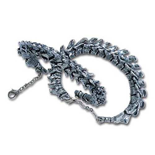 Vertebrae Alchemy Gothic Spine Bracelet by Alchemy of England (Image #1)