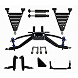 Madjax 6'' A-Arm Heavy Duty Lift Kit for Yamaha Drive Golf Carts 2007-2016 Electric or Gas