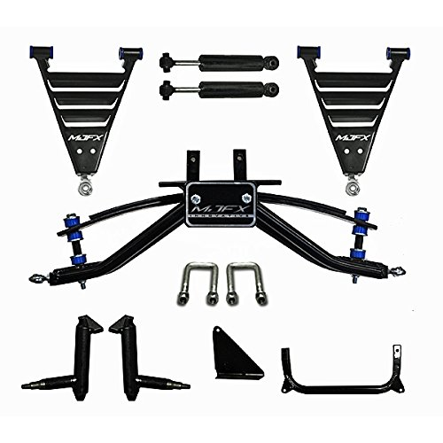 Madjax 6'' A-Arm Heavy Duty Lift Kit for Yamaha Drive Golf Carts 2007-2016 Electric or Gas by Madjax