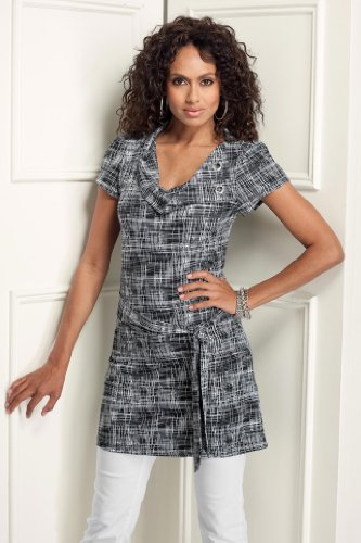Metrostyle Belted Tunic
