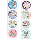 Juvale Christian Bible Verse Stickers for Kids