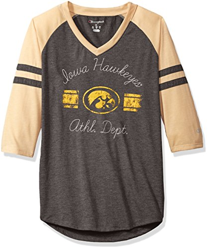 Iowa Hawkeyes Hawk - 3