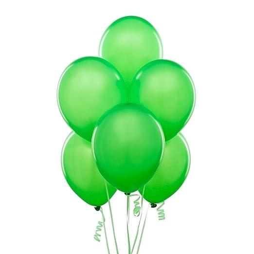 72 opinioni per 100 pezzi di palloncini in lattice da 12 pollici / 30CM(Verde-green)