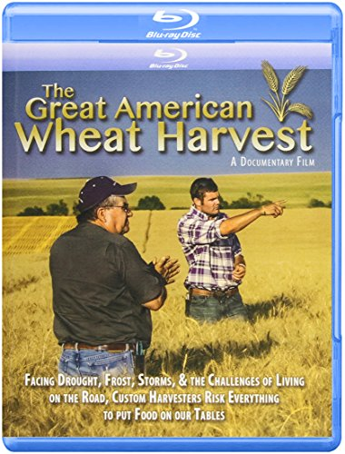 The Great American Wheat Harvest [Blu-ray]