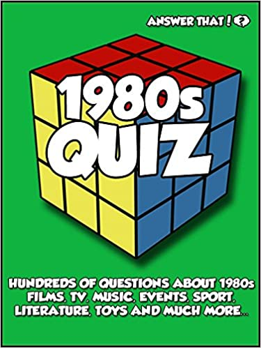 Answer That! 1980s Quiz