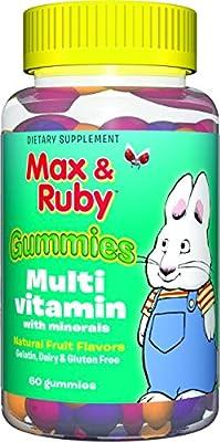 Treehouse Kids Supplements Multivitamin Gummies, 60 Count