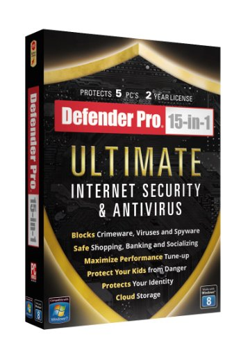 Bling Defender Pro 15-in-1 Ultimate Security (Bling Ultimate)