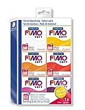 STAEDTLER Fimo Soft 802323–6x 57g