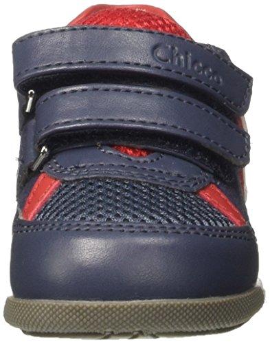 Chicco Gufo, Sneakers para Bebés Azul (Blu)