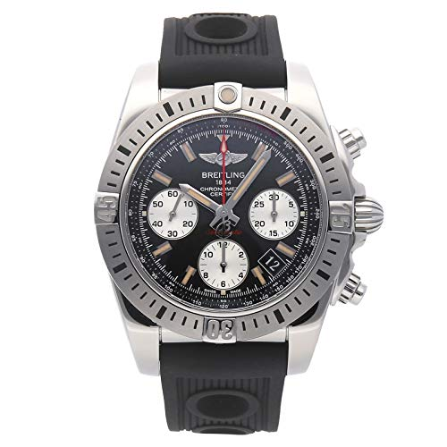 Breitling Chronomat 41 Airborne Stainless Steel Auto 41mm Mens Watch Strap AB01442J/BD26 (Certified Pre-Owned) (Chronograph Gents Tachymeter Watch)
