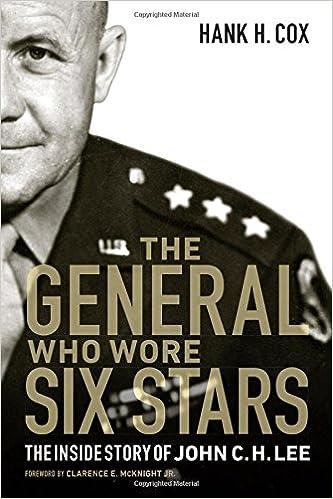Descargar Torrent Ipad General Who Wore Six Stars: The Inside Story Of John C. H. Lee En PDF