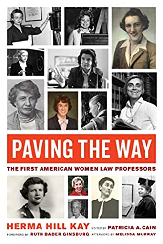 Paving the Way book cover image