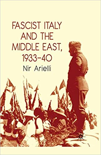 Fascist Italy and the Middle East, 1933-40