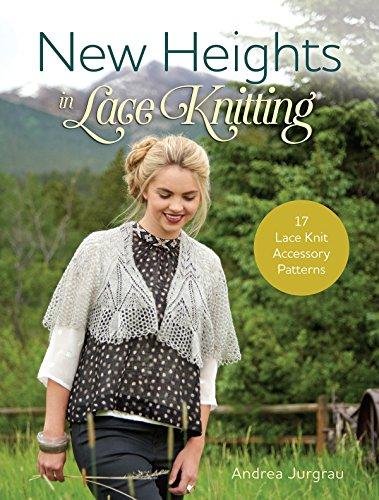 Knitting: 17 Lace Knit Accessory Patterns ()