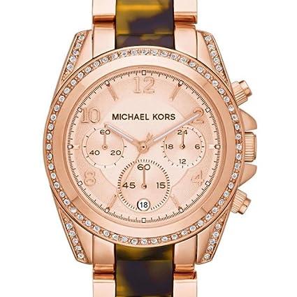 Michael Kors MK5859 - Reloj de pulsera mujer, varios materiales, color: Michael Kors: Amazon.es: Relojes