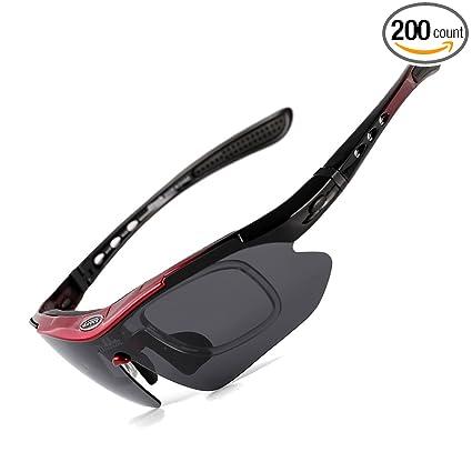 Sireck Polarized Hiking Sunglasses