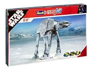 Revell 06662 Easykit Star Wars - Maqueta de Transporte Acorazado Todo Terreno (AT-AT)