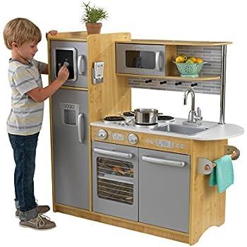Kidkraft Uptown Kitchen Espresso Kitchen Playsets
